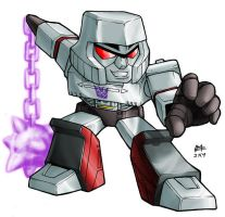 SD Megatron by Mintyrobo