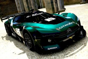Citroen GT Race Car GT5 by whendt