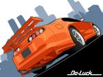 Do Luck Supra by donbenni