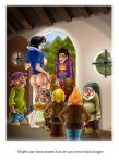 Snow White and 7 dwarfs by Piter83