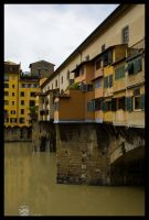 Bridge of Florence by Vagrant123