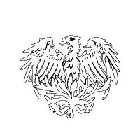 ADTR Eagle -Outline- by JackValentine77