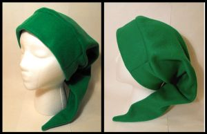 Link's Hat by CosmicalFox