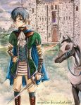 Sir Ciel Phantomhive, Knight of England by MoPotter