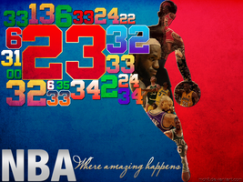NBA by mch8