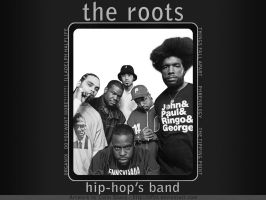 The Roots Are Comin' by DFlat