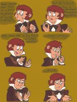 Darwin Explains Time by FlyingPenguin567