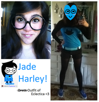 Be Jade Harley by OsoDeClare