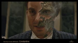 One hour movie studie 04 Constantine by Suzanne-Helmigh