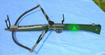 Brotherhood Slingshot Crossbow by The-Ironwing-Kaiser