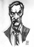 Det. Rust Cohle - True Detective by Chimy-The-Zombie