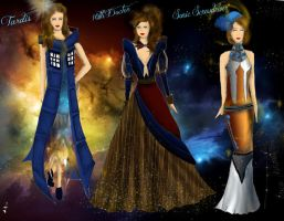 Doctor Who? by LifesaRunway