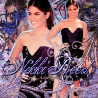 Blend Nikki Reed by linecullen