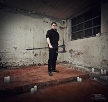 Metal band: Poetica, promotional work #14 by RuudPhotography