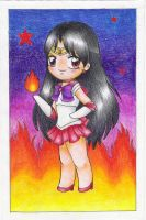 Sailor Mars chibi 2.0 by darkminako1