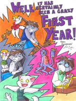 What a Year by Candy-Janney