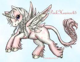 PinkHeaven45 by PookaWitch