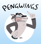 Pengwings by TheChildInTheCorner
