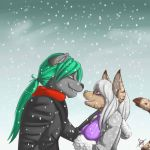 Let It Snow by FeralFlapjack