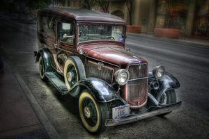 Ford HDR by Bunniesandsheep