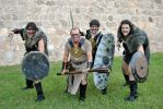 Iberian warriors stock 11 by IngwellRitter-Stock
