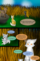 Ivy's Tale Page 1 by DMIvypelt