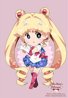 Sailor Moon by Vanilla-Cherie