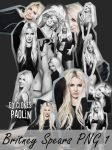 Britney Spears Pack PNG 1 by Pauchi31