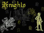 Knights by candycane1168