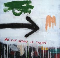 At the Speed of Regret by atj1958