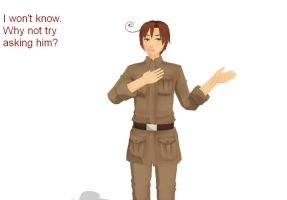 Ask Romano: Question 53 by PockiaWasMyIdea25