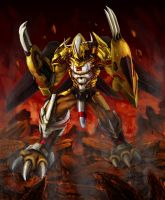 Wargreymon by julian2105