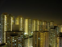 Toa Payoh Nightlife by ElevationLowJJ