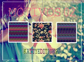 Motivos Hipster by KattyEditionss