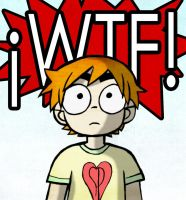 WTF Scott Pilgrim by RockSpam14