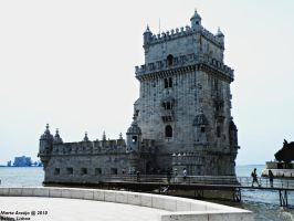 Tower of Belem by AraujaPhoto