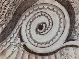 spiral eye by jizzy-dukes
