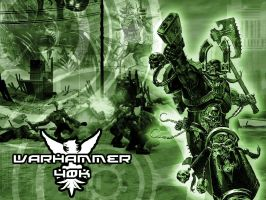 Warhammer 40k by ENDIMION80