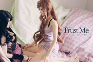 Trust Me: A Photostory by dollstars