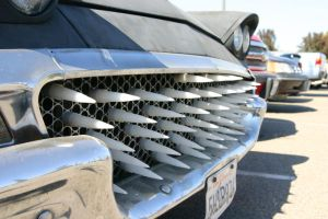 my front end of my car by luvzccr