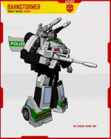 AUTOBOT BAHNSTORMER by F-for-feasant-design