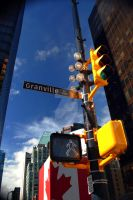 Granville Street by EtherealWings0000