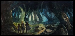Fangorn by LauraTolton