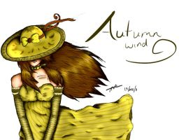 Autumn Wind by DivineFirexx