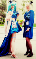 Double TARDIS' by sinfulbearer