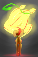 Super Apple by Underpable