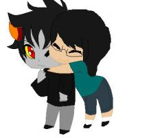 Karkat And Me by Lolita64