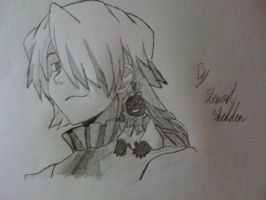 Break from Pandora Hearts by captonstu