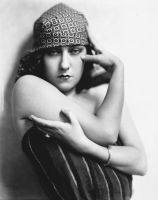 Vintage Stock -Gloria Swanson2 by Hello-Tuesday