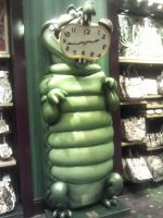 Tick Tock Croc by frightmare99